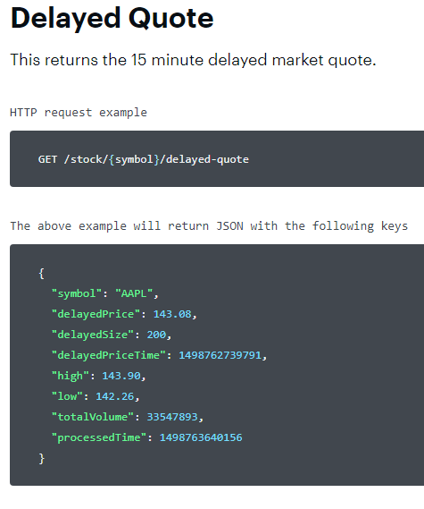 Finally - A Clean Financial Data API - VIRTUAL DAN